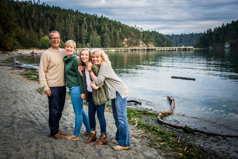 Sandahl Family