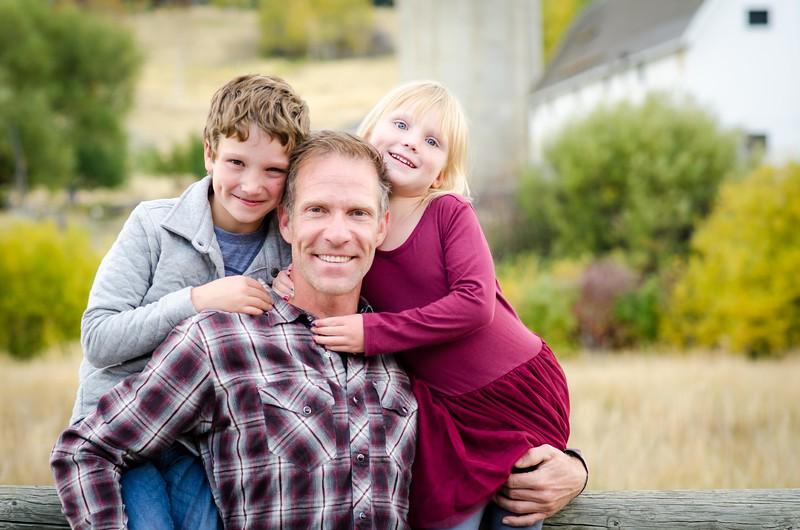 Scott and kids