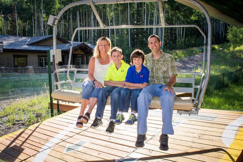 Shepherd Family Portrait