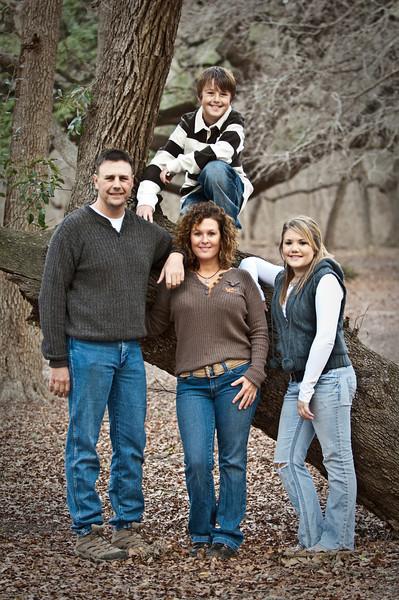 Stewardson family