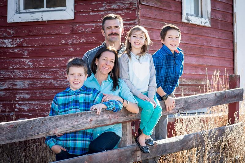 Strople Family Portrait