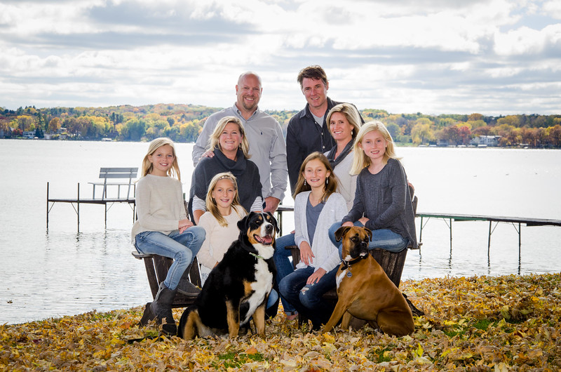 Wisconsin Family Portrait