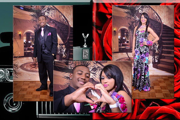 Prom Story Book