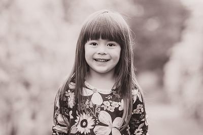 Qi + Heather | Family Portraits