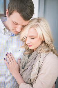 Rachel & Mike's engagement session at Midway, KY .12.15. © 2015 Becky Flanery Love & Lenses Photography www.loveandlenses.photography
