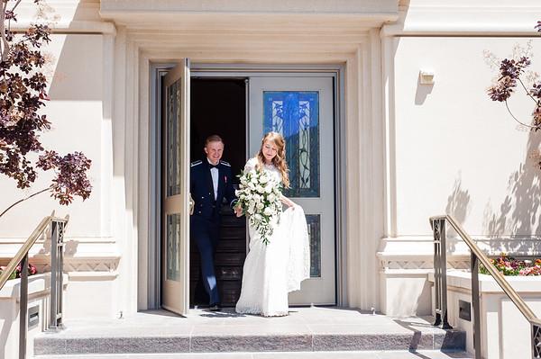 Rachel + Nathan Wedding