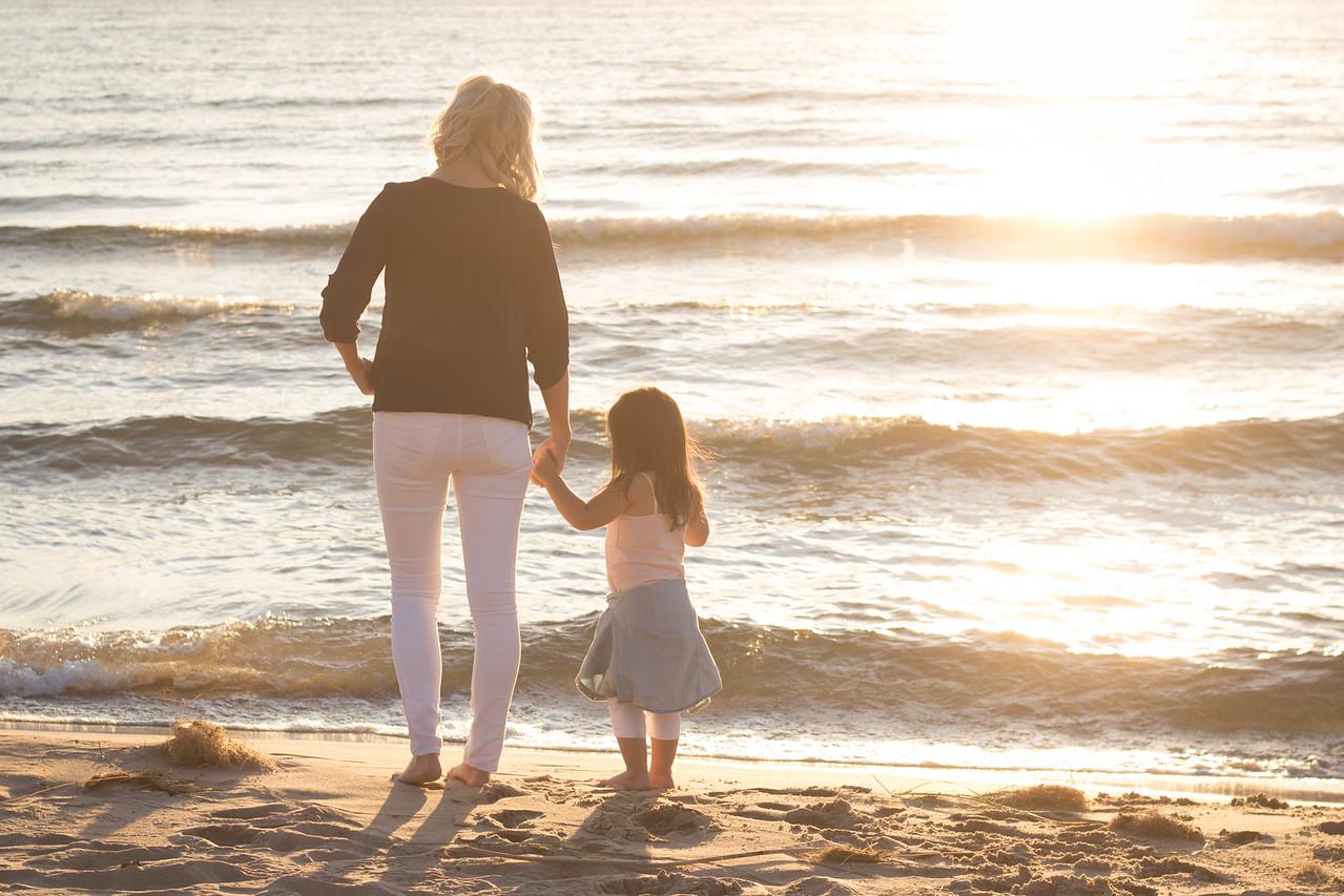 Holland, MI family beach photography
