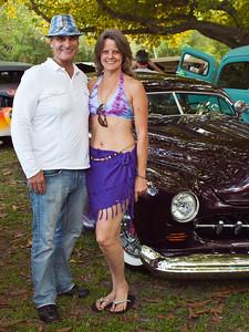 Randy and Jennifer