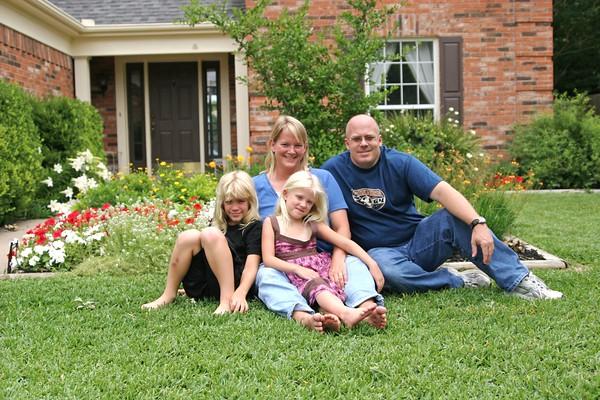 Ray & Jill's Family - May 17, 2008