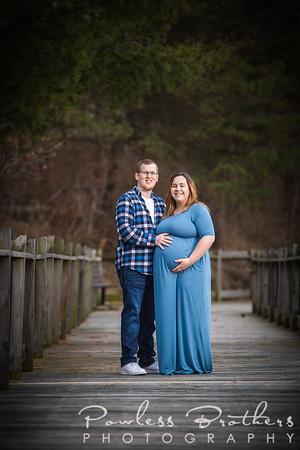 Rebecca & Ben Maternity Portraits