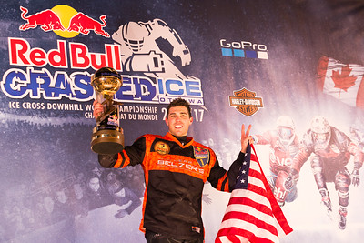 Red Bull Crashed Ice Ottawa 2017: MAR 04