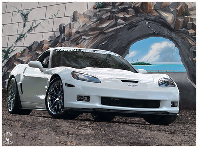 Howard Tanner's 2010 Corvette