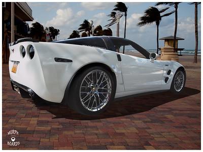 Howard Tanner's 2010 Corvette