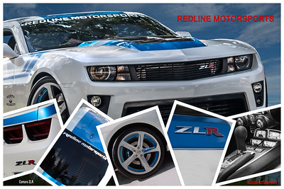 White_Blue_ZLR_Camaro_Low_Sky