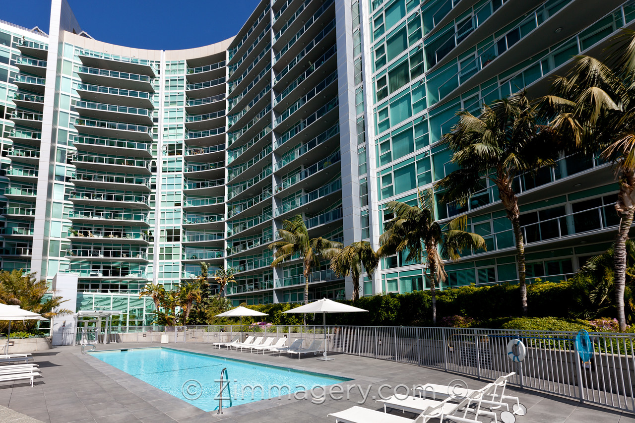 Real Estate MLS Shot, Pool Area, The Regatta