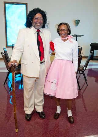 Pastor Wade 50's Costume Birthday Party