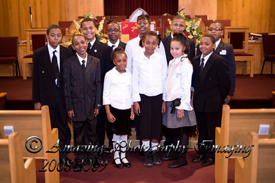 First Union Baptist Church Ushers