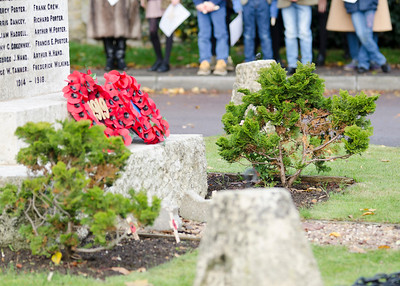 Remembrance Sunday 2019 - Great Somerford