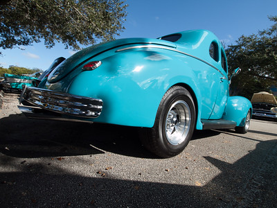 Richard Watkins' 1940 Ford Deluxe Coupe