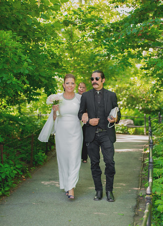 Richard & Maribel - Central Park Wedding-11