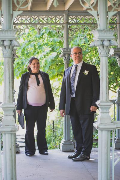 Richard & Maribel - Central Park Wedding-21