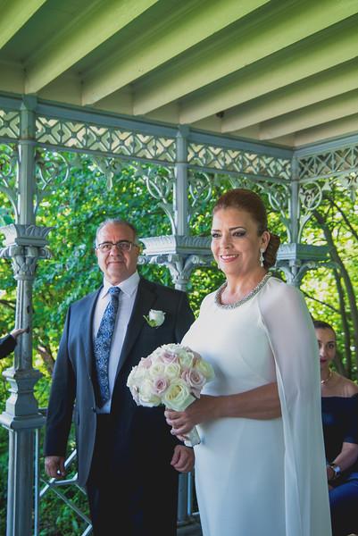 Richard & Maribel - Central Park Wedding-23
