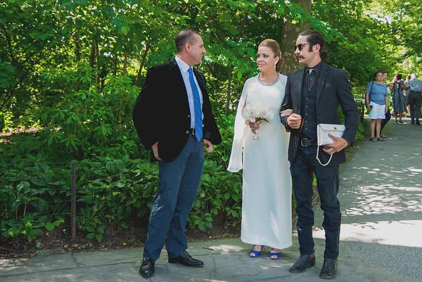 Richard & Maribel - Central Park Wedding-15