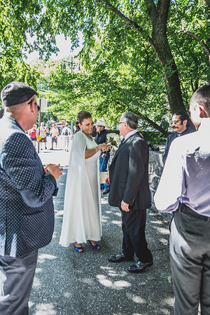 Richard & Maribel - Central Park Wedding-3
