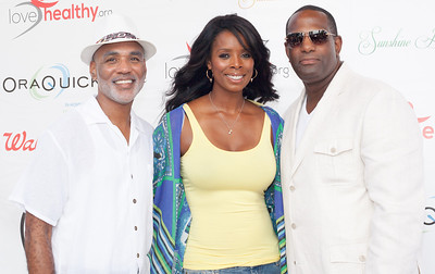 Phill Wilson;  Keith Douglas; Tasha Smith