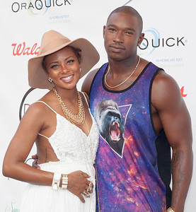 Eva Marcille; Kevin McCall