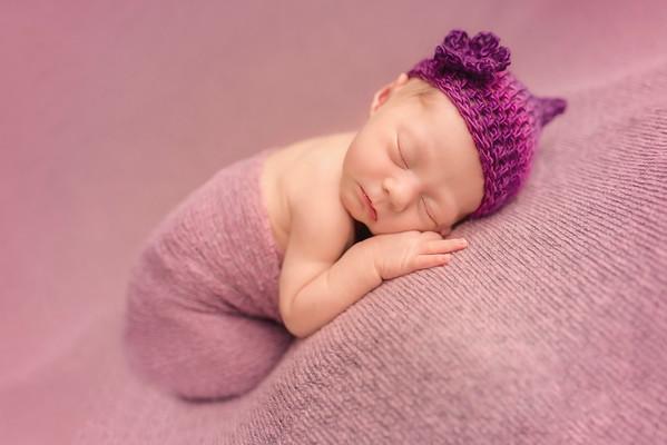 Rosetta Newborn Photos