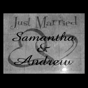 Samantha and Andrew