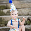 Sam's First Birthday Pictures :