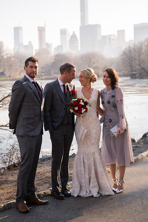 Central Park Wedding - Sarah & Ross (1)