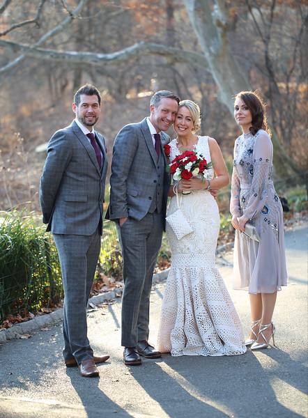 Central Park Wedding - Sarah & Ross (10)