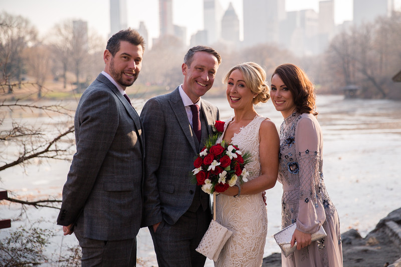 Central Park Wedding - Sarah & Ross (3)