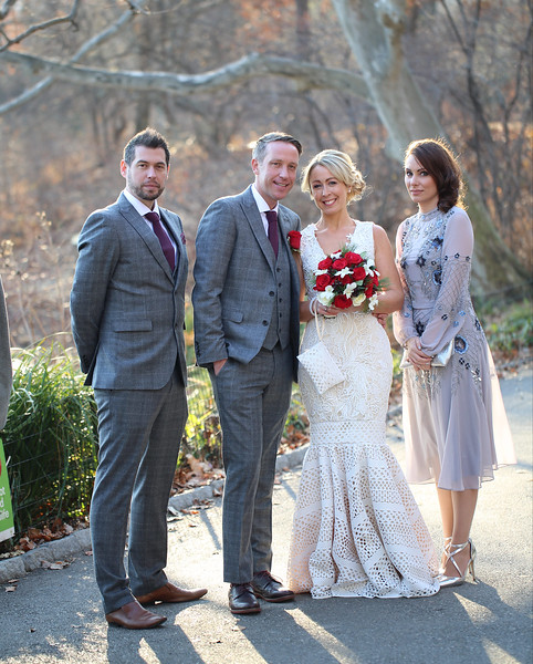 Central Park Wedding - Sarah & Ross (11)