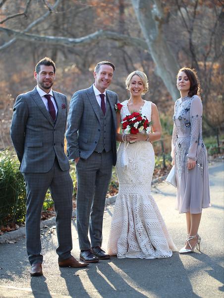 Central Park Wedding - Sarah & Ross (9)
