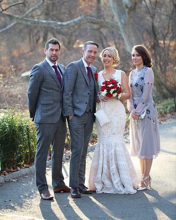Central Park Wedding - Sarah & Ross (13)