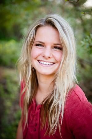 Meghan Walker Senior 2016