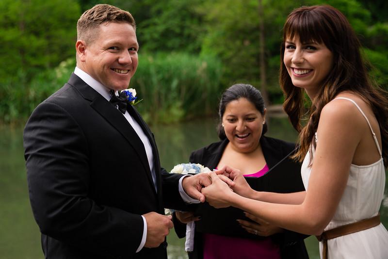 Shauna & Simon - Central Park Wedding