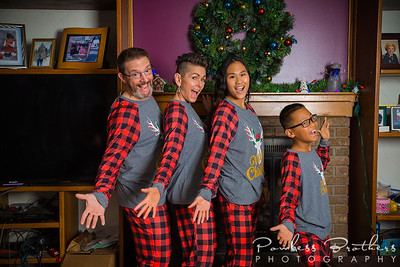 Shipley Family Holiday Portraits