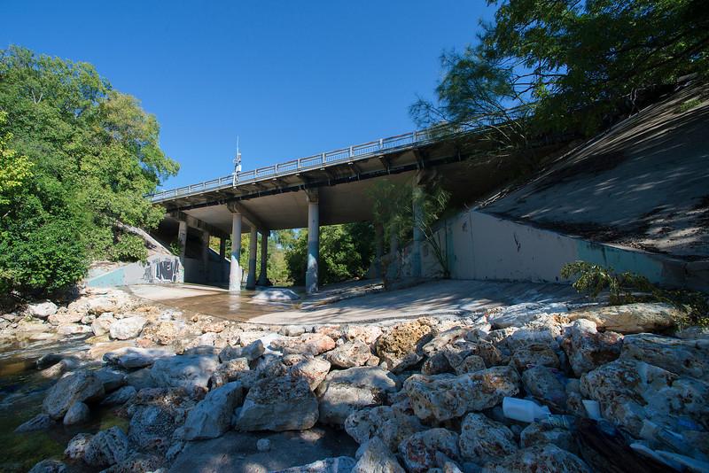 West 45th Street Bridge