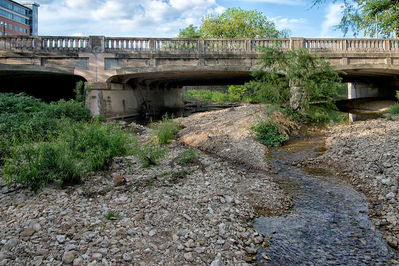 1931 West 5th Street Bridge Over Shoal Creek