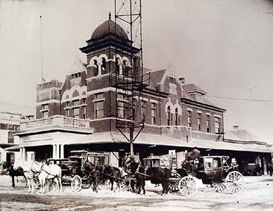 Houston and Texas Central Railroad Depot