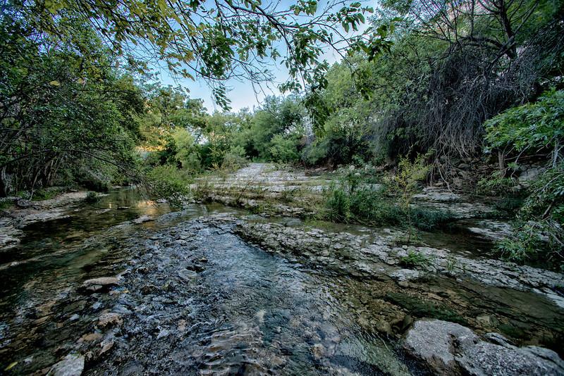 Little Shoal Creek