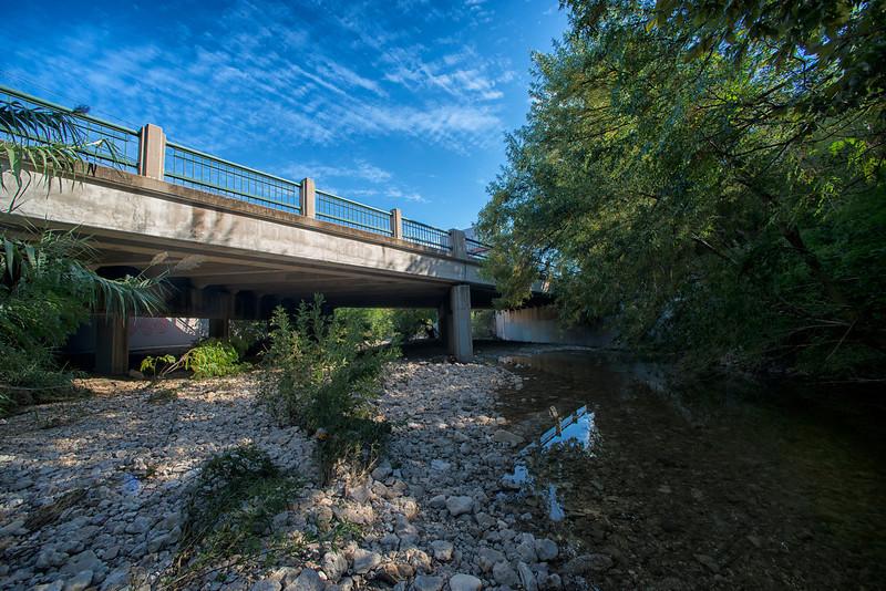 1941 Lamar Street (House Park) Bridge Over Shoal Creek