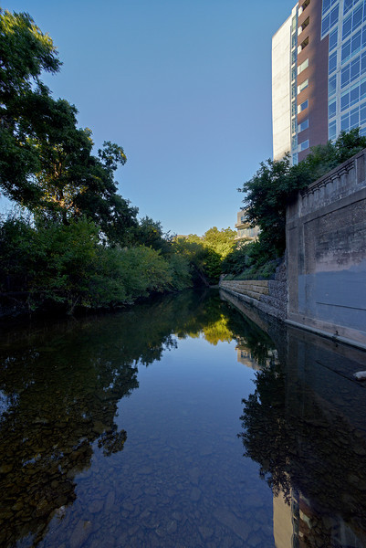 Shoal Creek Above West 5th Street