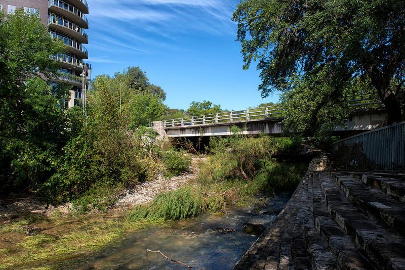 1976 West 9th Street Bridge Over Shoal Creek