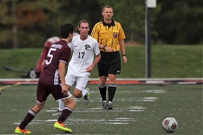 Soccer EHS Regional Finals vs Belleville West